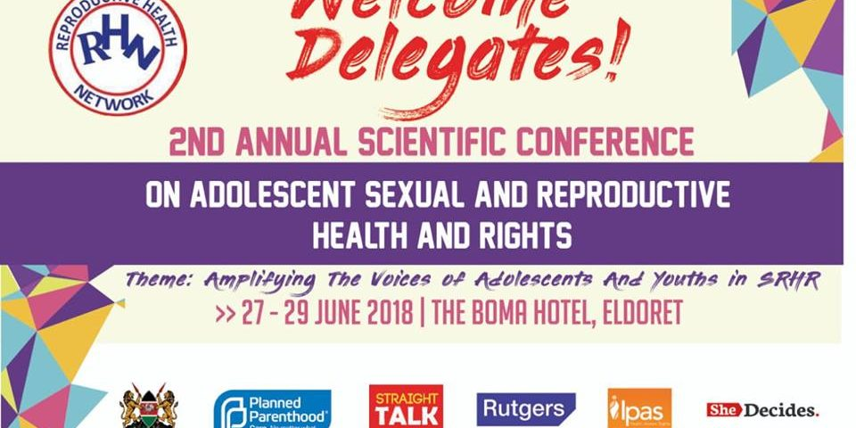 2nd Annual Scientific Conference on Adolescent Sexual and
